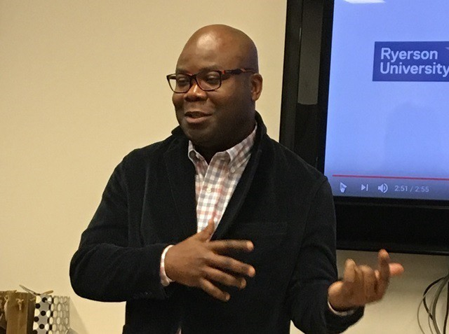 Innovator Q&A: Liberia's FrontPage Africa founder Rodney Sieh