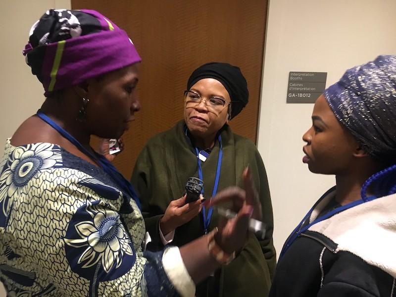 Using online radio to create dialogues through Not Yet Uhuru #CSW62