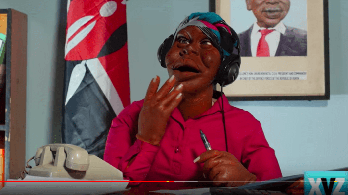 How a political satire puppet show unsettled the Kenyan elite