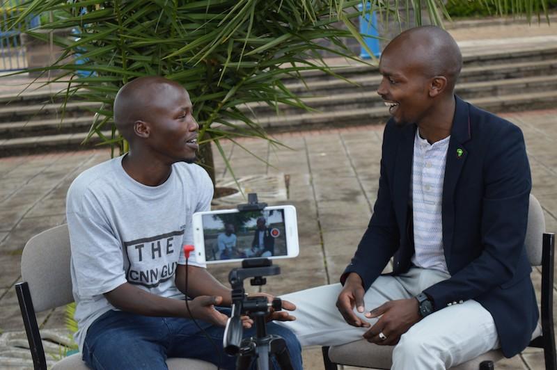 Innovator Q&A: Marvin Gakunyi and Yegon Emmanuel on Mobile Journalism in Kenya