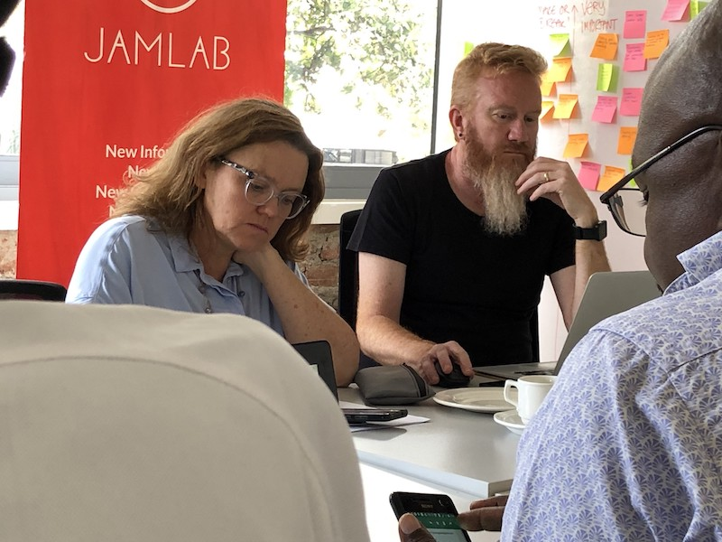Jamlab Accelerator: 15 Minutes with Media Hack Collective