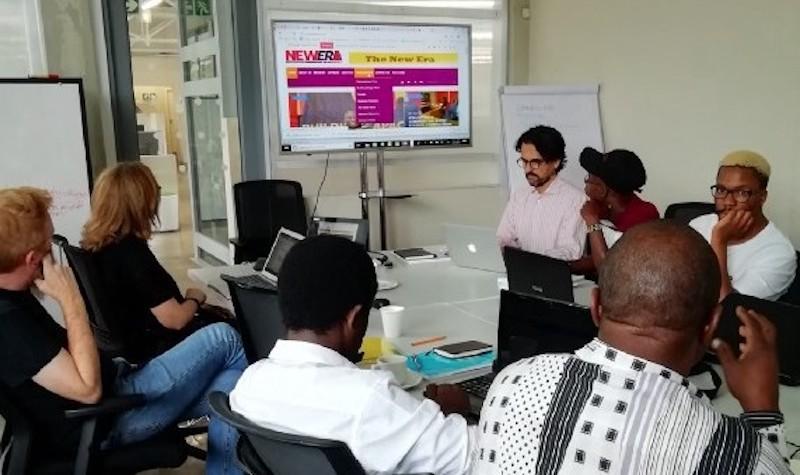 Jamlab Accelerator: 15 Minutes with New Era