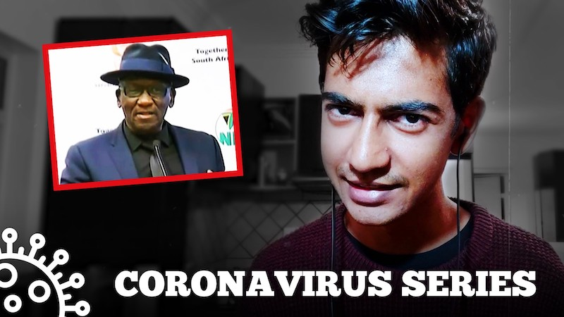 Politically Aweh launches satirical news Coronavirus series