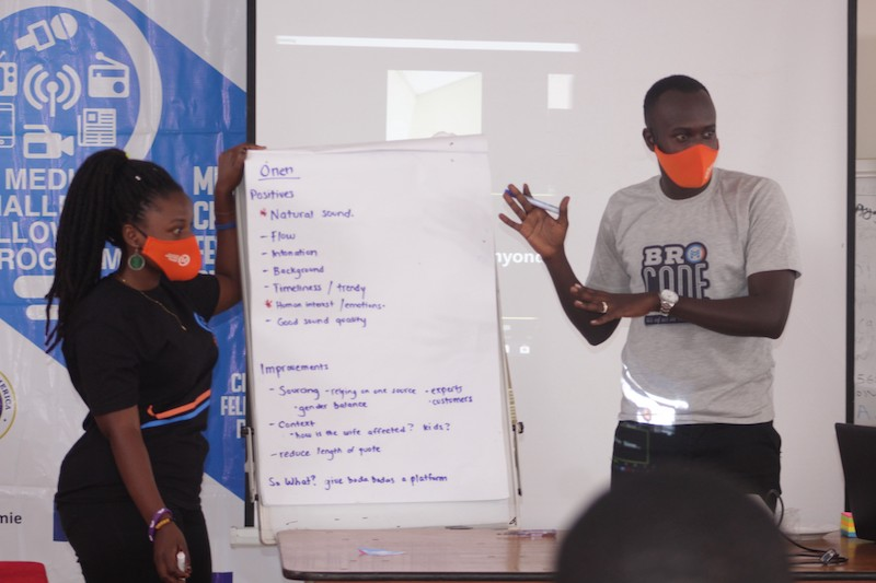 How a Ugandan media social enterprise is breaking new ground in training budding journalists