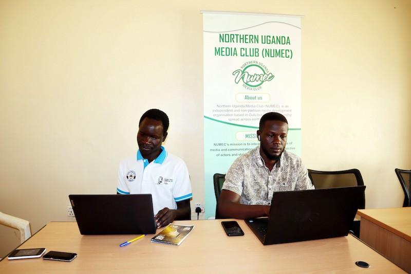How a media club in a former Ugandan war zone is nurturing journalists in rural areas