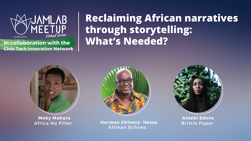 WATCH |Reclaiming African narratives through storytelling: What's Needed?