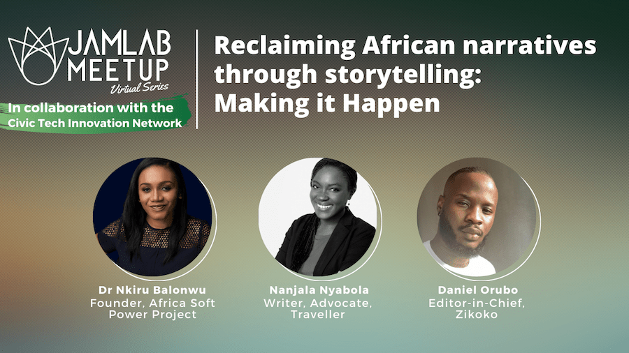 WATCH | Reclaiming African narratives through storytelling: Making it Happen