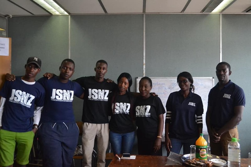 How the Journalism Students Network of Zimbabwe is bridging the gap