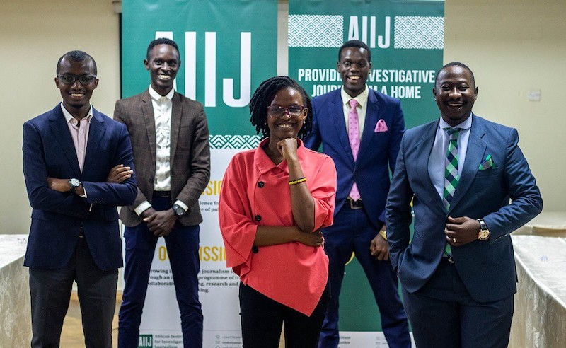 Africa's first institute for investigative journalism takes off