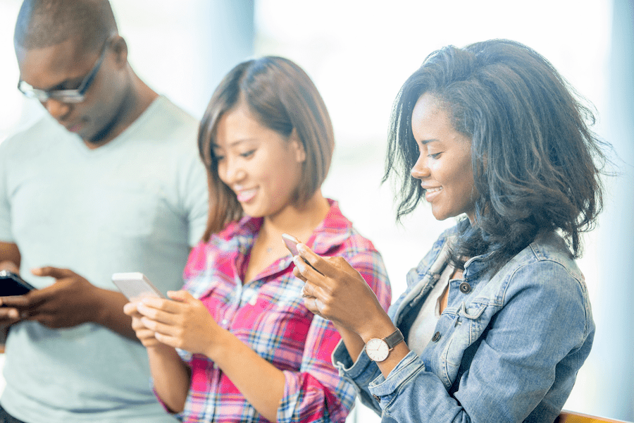 Spotting hoaxes: how young people in Africa use cues to spot misinformation online