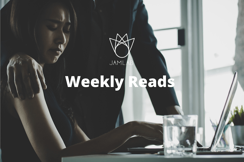 Weekly Reads | Sexual harassment in African newsrooms