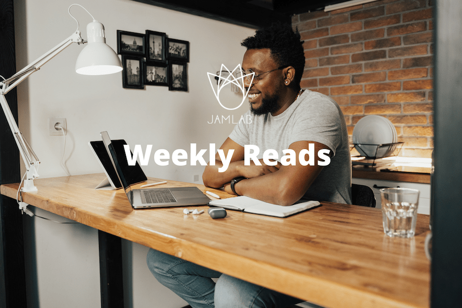 Weekly Reads | Hybrid working is here to stay